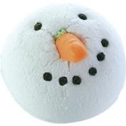 Snowman Christmas Body Fizzer Bomb Deluxe Soap Gift