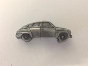 Saab 96 3D car pewter effect moblie phone charm ref216