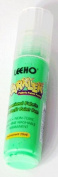 Leeho UG10/Green | Permanent Sparkler Fabric/Textile Paint Pen | 20ml