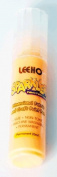 Leeho UG10/Orange | Permanent Sparkler Fabric/Textile Paint Pen | 20ml