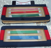Zing: Knitting Pins: Sets of 5: Double Ended