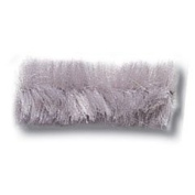 Trimits ST20   Grey Chenille Jumbo Pipe Cleaners   12mm x 30cm   50 pack