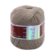 Celine lin One Skein High Quality Pure Cashmere Knitting Yarn,Camel