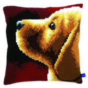 Counted Cross Stitch Cushion
