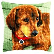 Printed Cross Stitch Cushion