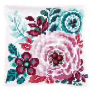 Cross Stitch Cushion