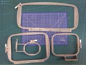 Embroidery machine hoop set sewing hoop frame brother PE-700 PE-700II PE-750D