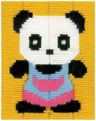 Long Stitch Kit: Panda