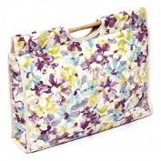 HobbyGift HGCB/112 | Premium Craft Bag Bloom Design