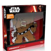 Star Wars Deco Mini 3D Cordless LED Wall Night Light Chewbacca