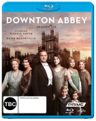 Downton Abbey Season 6 [Region B] Bluray [Region 4]