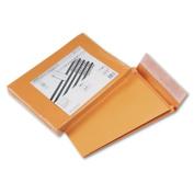 Quality Park Expansion Envelopes, Plain, 18kg., 10 x 33cm x 5.1cm , 25 per Pack, Kraft