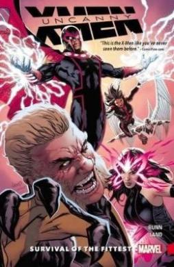 Uncanny X-Men: Superior, Volume 1: Survival of the Fittest