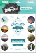 Psalm 19:1 (Faith That Sticks)
