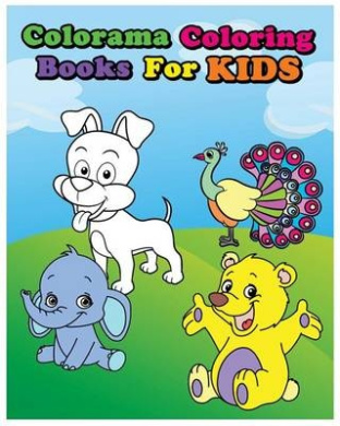 Colorama Coloring Books For Kids Animal 2016