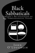 Black Sabbaticals