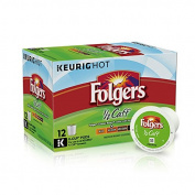 Folgers 1/2 Caff Medium Roast Keurig K-Cup - 12 Ct.