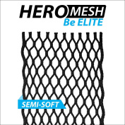 East Coast Dyes Lacrosse Semi-Soft HeroMesh and HeroStrings Assorted Colours