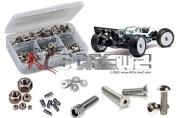 RCZMUG035 - Mugen Seiki MBX7TR Eco (#2020) Stainless Screw Kit