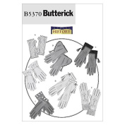 Butterick Patterns B5370 Historical Gloves, All Sizes