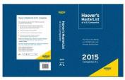 Hoover's Master List of U.S. Companies 2015