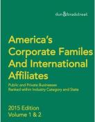 Dunn & Bradstreet America's Corporate Families 2015