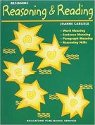 Reasoning & Reading Beginning Student Workbook