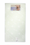 Big Oshi 10cm Full Size Crib and Toddler Bed Mattress