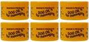 (6 PACK) - Dog Oil - Dog Oil Massaging Oil   100g   6 PACK BUNDLE