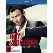Ray Donovan: Season 3 [Region B] [Blu-ray]