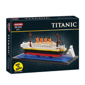 OXFORD Mini Titanic Building Block Brick Kit BM3524