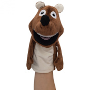 Baby Genius Talking Vinko Interactive Hand Puppet with Electronic Sounds by Manhattan Toy