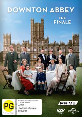 Downton Abbey The Finale
