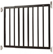 Top of Stairs Decor Swing Gate - Espresso