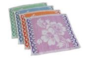 YSN Home Collection YSN32 - Towel 100% Cotton - 25 x 25 cm, green, 25 x 25 cm