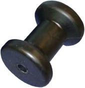C.H. Yates Rubber 4163-4P 10cm Marine Spool Roller with 1.3cm Shaft