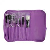 Chnli 7Pcs Professional Cosmetic Makeup Brush Set Blush Eye Shadow Lip Brushes