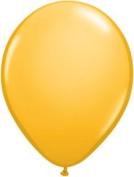 Pioneer Balloon Company 25 Count Latex Balloon, 28cm , Goldenrod