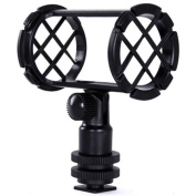 Boya BY-C04 Anti Shock Microphone Mount for Camera