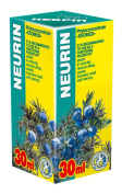 Neurin 30ml Phytoconcentrate - Memory loss - Impairment of memory or hearing - Visual impartment - Mental alertness - Speech disorders - Lack of coordination - Irritability - Depressive disorders - Stress