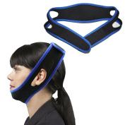 EZI Anti Snoring Chin Strap Stop Snore Belt Anti Apnea Jaw Support Solution # 4300630