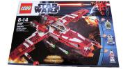 LEGO Lego Star Wars Republic Striker Class Starfighter - 9497