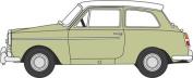 Oxford Diecast Austin A40 MkII Glen Green - Snowberry White 76AA006