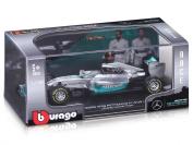 Mercedes F1 AMG Petronas Team 1:32 Die-Cast Model - Lewis Hamilton