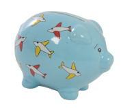 Suki Gifts Aeroplane Piggy Bank
