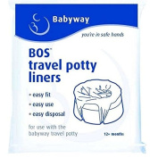 Little Wonders Babyway Disposable Travel Potty Liners x10