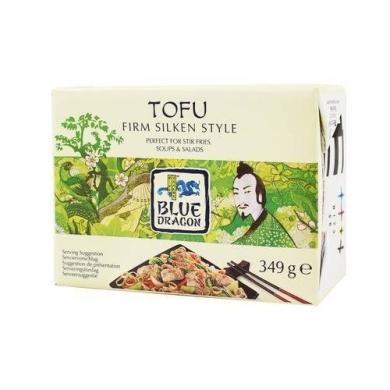 Blue Dragon Extra Firm Silken Tofu 349g - BLD-010103
