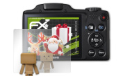 atFoliX Mirror protective film Canon PowerShot SX510 HS Screen protection - FX-Mirror with mirror effect