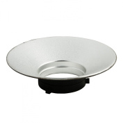 PhotoSEL FRW120 120 Degrees 22cm Diameter Wide Angle Reflector for Bowens Studio Flash