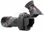 Kamerar QV-1 QV1 Universal view Finder ViewFinder Canon 5D MK III/6D Magnetic base
